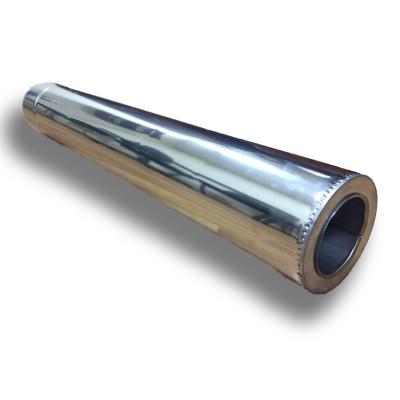 Труба AISI 321 L 1 м ø 160/220 нерж / нерж 1 мм