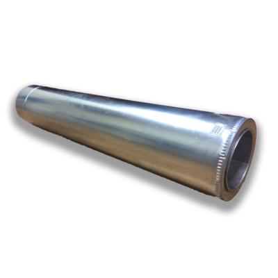 Труба AISI 321 L 1 м ø 220/280 нерж / оцинк 1 мм