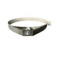 Скоба для димоходу нержавіюча сталь D-220 мм товщина 0,6 мм
