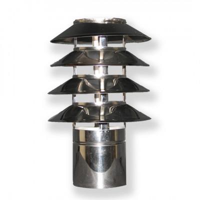 Грибок каскадний для димоходу 400 мм