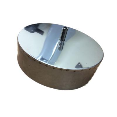 Лейка для димоходу нержавіюча сталь D-250 мм товщина 0,6 мм