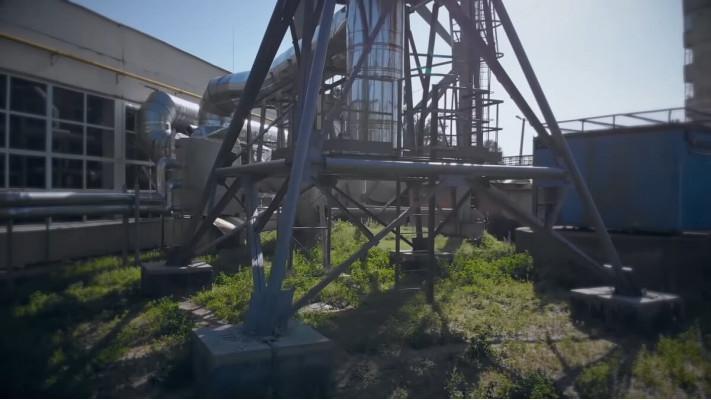 Кременчуцька котельня 1000/1060 мм
