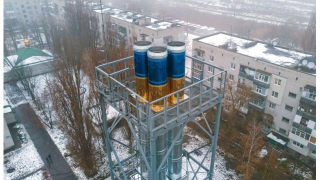 Димохід AISI 304 600/660 мм в Кременчуці